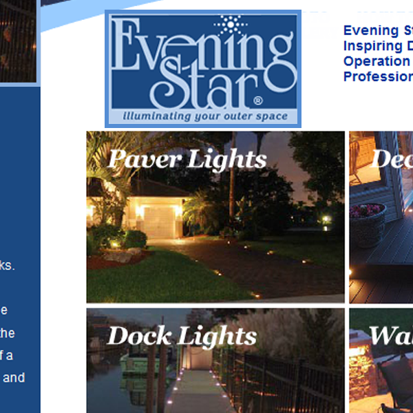 Evening Star Lighting